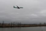 カブッキーさんが、小松空港で撮影した大韓航空 737-9B5/ER の航空フォト(写真)