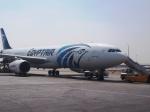 ken1☆MYJさんが、カイロ国際空港で撮影したエジプト航空 A330-343Xの航空フォト(写真)