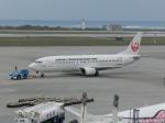 ぬま_FJHさんが、那覇空港で撮影した日本トランスオーシャン航空 737-4Q3の航空フォト(写真)