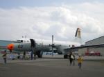 新人スマイスさんが、木更津飛行場で撮影した海上自衛隊 YS-11A-206T-Aの航空フォト(写真)