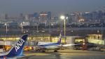 はるたかさんが、羽田空港で撮影した全日空 767-381の航空フォト(写真)