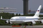 senyoさんが、成田国際空港で撮影したアエロフロート・ロシア航空 Il-96-300の航空フォト(写真)