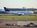 Koba UNITED®さんが、アムステルダム・スキポール国際空港で撮影したサウディア 747-4F6(BDSF)の航空フォト(写真)