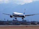 ken1☆MYJさんが、松山空港で撮影した全日空 777-281の航空フォト(写真)
