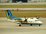 なま笹さんが、那覇空港で撮影した琉球エアーコミューター DHC-8-103Q Dash 8の航空フォト(写真)
