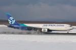 Tomo-Papaさんが、新千歳空港で撮影したアジア・アトランティック・エアラインズ 767-383/ERの航空フォト(写真)