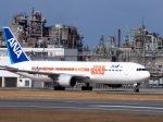 ken1☆MYJさんが、松山空港で撮影した全日空 767-381/ERの航空フォト(写真)