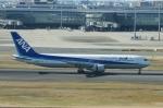 むこいちさんが、羽田空港で撮影した全日空 767-381の航空フォト(写真)