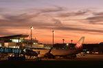 静岡空港 - Shizuoka Airport [FSZ/RJNS]で撮影されたチャイナエアライン - China Airlines [CI/CAL]の航空機写真