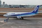 RINA-200さんが、小松空港で撮影したANAウイングス 737-5L9の航空フォト(写真)