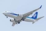 遠森一郎さんが、福岡空港で撮影した全日空 737-781/ERの航空フォト(写真)