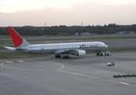 ジャッキーさんが、成田国際空港で撮影した日本航空 767-346F/ERの航空フォト(写真)