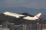 Semirapidさんが、福岡空港で撮影した日本航空 767-346/ERの航空フォト(写真)