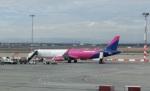 nagashima0926さんが、フェレンツリスト国際空港で撮影したウィズ・エア A321-231の航空フォト(写真)