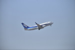 fukucyanさんが、成田国際空港で撮影した全日空 737-781/ERの航空フォト(写真)