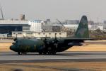 こだしさんが、伊丹空港で撮影した航空自衛隊 C-130H Herculesの航空フォト(写真)