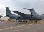 Mame @ TYOさんが、シンガポール・チャンギ国際空港で撮影したオーストラリア空軍 C-27J Spartanの航空フォト(写真)