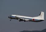 さんたまるたさんが、名古屋飛行場で撮影した航空自衛隊 YS-11A-402NTの航空フォト(写真)