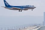lonely-wolfさんが、関西国際空港で撮影したANAウイングス 737-5L9の航空フォト(写真)