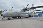 えるあ~るさんが、シンガポール・チャンギ国際空港で撮影したインドネシア空軍 CN-235M-220 MPAの航空フォト(写真)