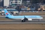 Semirapidさんが、福岡空港で撮影した大韓航空 737-8Q8の航空フォト(写真)