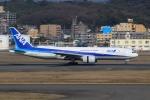 Semirapidさんが、福岡空港で撮影した全日空 777-281の航空フォト(写真)