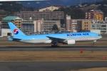 Semirapidさんが、福岡空港で撮影した大韓航空 777-2B5/ERの航空フォト(写真)