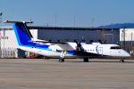 orbis001さんが、伊丹空港で撮影したANAウイングス DHC-8-314Q Dash 8の航空フォト(写真)
