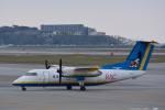 rail_airlineさんが、那覇空港で撮影した琉球エアーコミューター DHC-8-103Q Dash 8の航空フォト(写真)