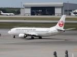 51ANさんが、那覇空港で撮影した日本トランスオーシャン航空 737-4Q3の航空フォト(写真)