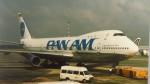 twinengineさんが、レオナルド・ダ・ヴィンチ国際空港で撮影したパンアメリカン航空の航空フォト(写真)