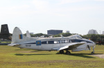 takaRJNSさんが、クアラルンプール空軍基地で撮影したマレーシア空軍 DH.104 Doveの航空フォト(写真)