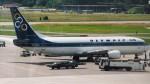 twinengineさんが、チューリッヒ空港で撮影したオリンピック航空 737-4Q8の航空フォト(写真)