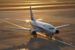 pringlesさんが、伊丹空港で撮影したANAウイングス 737-54Kの航空フォト(写真)