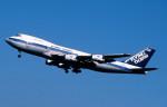 トロピカルさんが、成田国際空港で撮影したフライング・タイガー・ライン 747-273Cの航空フォト(写真)