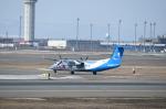シャークレットさんが、新千歳空港で撮影したサハリン航空 DHC-8-311Q Dash 8の航空フォト(写真)