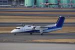 マブヤーさんが、伊丹空港で撮影したANAウイングス DHC-8-314Q Dash 8の航空フォト(写真)
