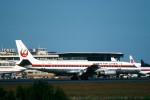 トロピカルさんが、成田国際空港で撮影した日本航空 DC-8-62の航空フォト(写真)