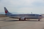 Harry Lennonさんが、関西国際空港で撮影した日本トランスオーシャン航空 737-4Q3の航空フォト(写真)