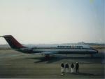 kumagorouさんが、徳島空港で撮影した東亜国内航空 DC-9-41の航空フォト(写真)