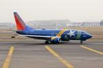 speedbird019さんが、メキシコ・シティ国際空港で撮影したサウスウェスト航空 737-7H4の航空フォト(写真)