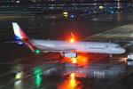 pringlesさんが、羽田空港で撮影したアシアナ航空 A321-231の航空フォト(写真)
