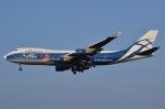 JA8961RJOOさんが、成田国際空港で撮影したエアブリッジ・カーゴ・エアラインズ 747-46NF/ER/SCDの航空フォト(写真)