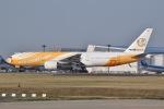 JA8961RJOOさんが、成田国際空港で撮影したノックスクート 777-212/ERの航空フォト(写真)