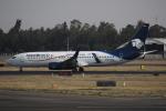 speedbird019さんが、メキシコ・シティ国際空港で撮影したアエロメヒコ航空 737-852の航空フォト(写真)