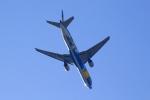 Semirapidさんが、福岡空港で撮影した全日空 777-381の航空フォト(写真)