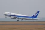 Semirapidさんが、山口宇部空港で撮影した全日空 767-381の航空フォト(写真)