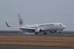 Semirapidさんが、山口宇部空港で撮影した日本航空 737-846の航空フォト(写真)