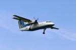 Kinyaさんが、下地島空港で撮影した琉球エアーコミューター DHC-8-103Q Dash 8の航空フォト(写真)