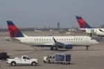 すやまさんが、ミネアポリス・セントポール国際空港で撮影したコンパス航空 ERJ-170-200 LR (ERJ-175LR)の航空フォト(写真)